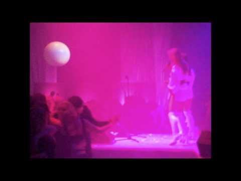 ABBA Bjorn Again Real Agnetha Dancing