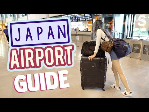 Landed in Japan? MUST DO Travel Tips from Airport to Tokyo