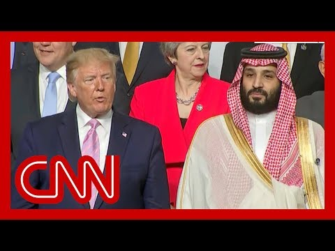 Trump says he's 'extremely angry' about the murder of Jamal Khashoggi