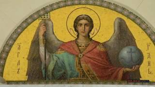 Ялта Ливадия  Церковь Воздвижения Креста Господня. Домовая церковь семьи Романовых