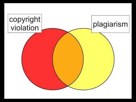 Wikipedia Editing Basics: Plagiarism And Copyright Violation