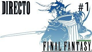 Vídeo Final Fantasy Origins PSN