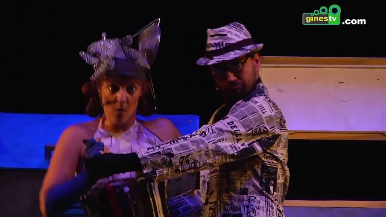 El teatro infantil llega este jueves a Gines con 'La guitarra viajera'