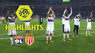 Olympique Lyonnais - AS Monaco (3-2) - Highlights - (OL - ASM) / 2017-18