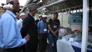 Inspection - Jalsa Salana Mauritius 2014