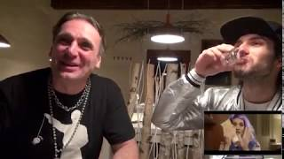 ChlastuNight Show - host Filip Zangi