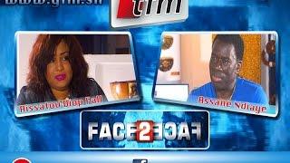 Face2Face avec Assane ndiaye, Artiste compositeur - 09 Aout 2015