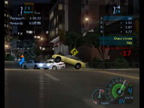 Funny Car Crashes Need For Speed Underground Nfs Youtube