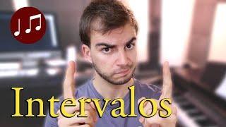 Qué es un INTERVALO MUSICAL. La Explicación Definitiva. | Jaime Altozano
