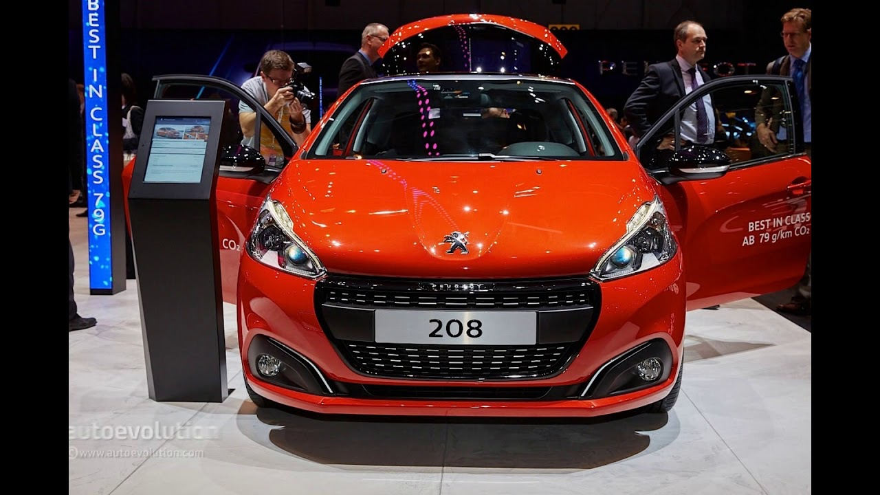 2018 peugeot 208 gti.  peugeot new firstlook 2018 peugeot 208 gti and peugeot gti