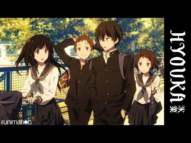 Hyouka: Part 1 - Trailer
