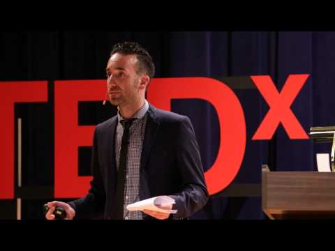 Documenting history -- life & reproductive rights | Christopher Englese | TEDxJerseyCity