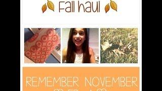 Remember November EP.4 FALL HAUL Thumbnail