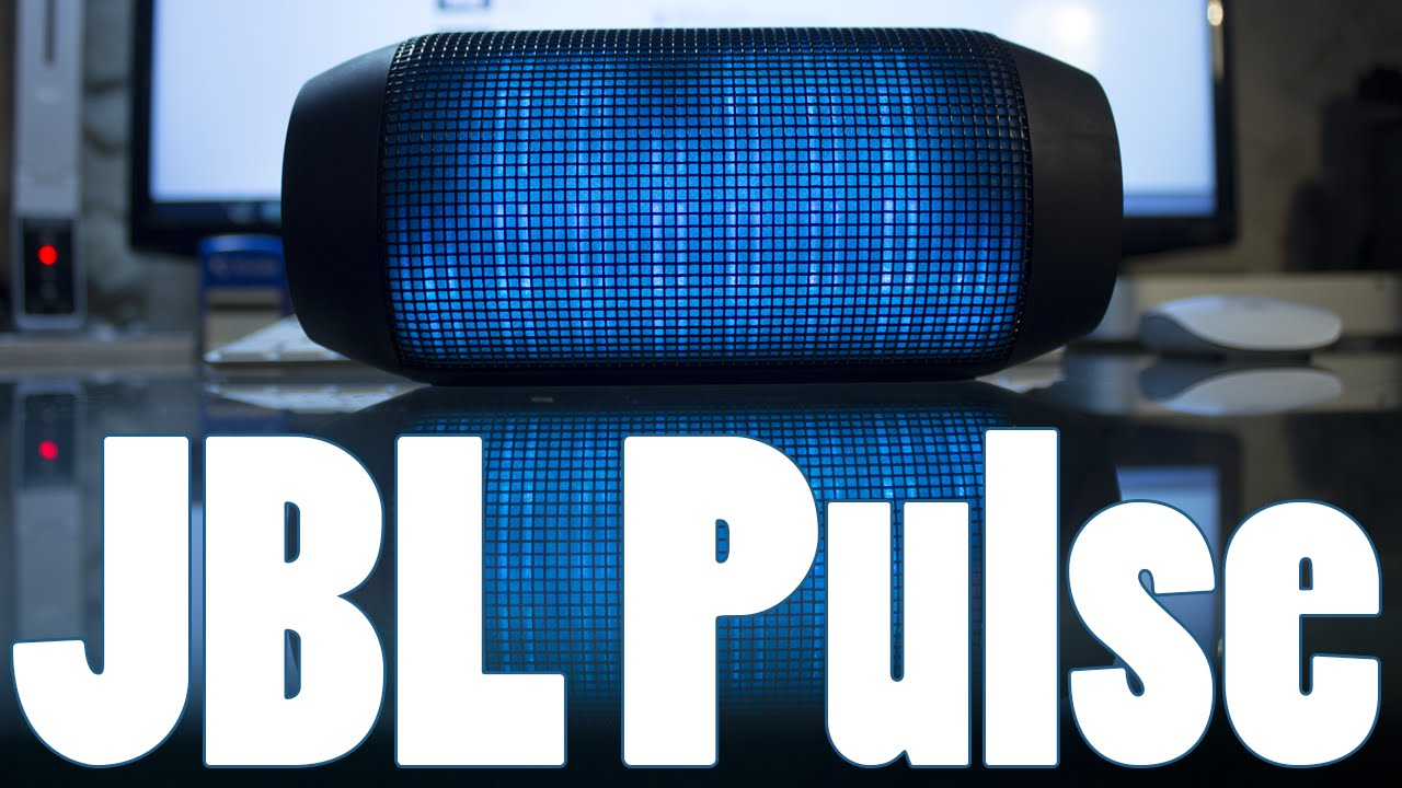 l 39 enceinte lumineuse jbl pulse youtube. Black Bedroom Furniture Sets. Home Design Ideas