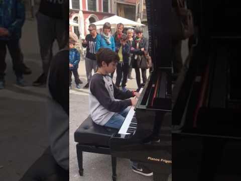 Nuvole Bianche - Ludovico Einaudi (Piano Isaias Lumbreras Padillo)