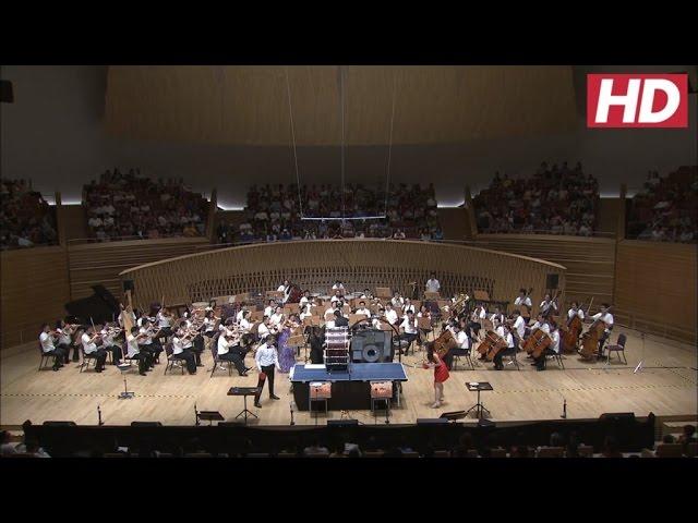 Andy Akiho – Ping Pong Concerto