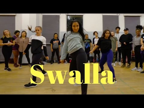 Swalla by @Jasonderulo | Dana Alexa Choreography