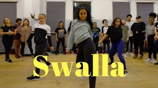 Swalla by Jasonderulo Dana Alexa Choreography