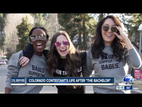 'The Bachelor' contestant from Colorado inspiring others