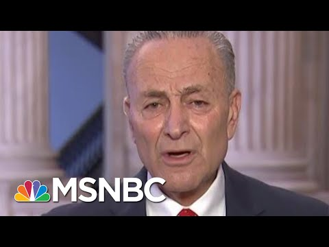 Sen. Schumer Breaks Down Massive Coronavirus Aid Package | Morning Joe | MSNBC