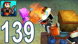 Pixel Gun 3D - Gameplay Walkthrough Part 139 - Battle Royale (iOS, Android)