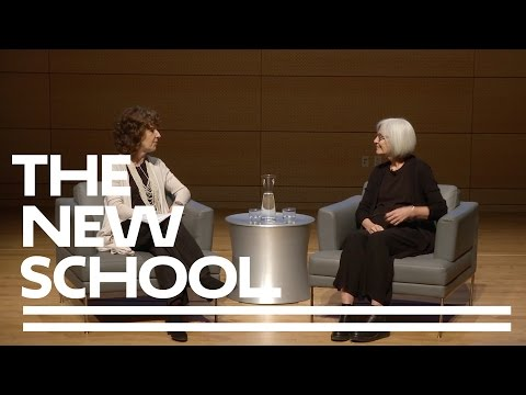 Parsons Festival: Eileen Fisher in Conversation with Hazel Clark I The New School