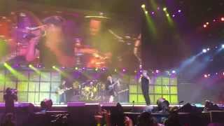 AC/DC - You Shook Me All Night Long (Front Row @ Coachella 2015 Weekend 2)