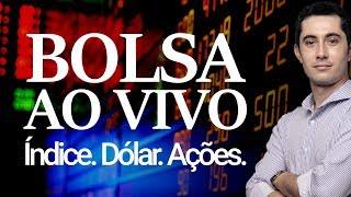 🔴 day trade ao vivo em mini contratos e ações 21062018