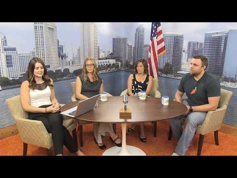Real Talk San Diego   Bonnie Moseley, Valerie Upham, Caleb Grisell