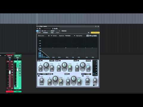 How To Create The Noise Riser Effect In PreSonus Studio One