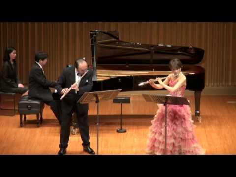 工藤重典 & 立花千春 / F.ドップラー: ブラブーラのワルツ Op.33