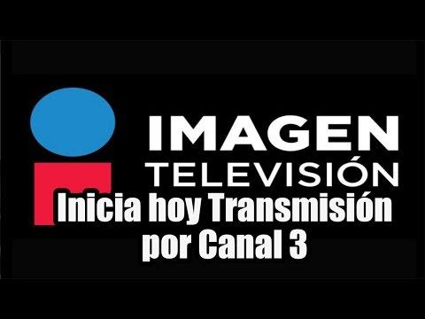 Imagen Televisión inicia hoy Transmisión por Canal 3