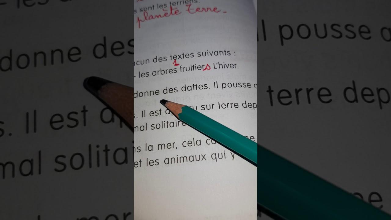 5 Ap Mon Livre De Francais Page 84