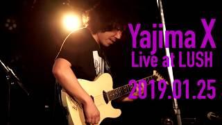 ヤジマX from モーモールルギャバン『いのち短し〜安心な夜』 LIVE 2019.1.25渋谷LUSH