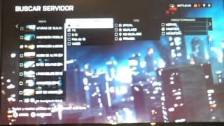 Battlefield4 Configurar Servidores Multijugador