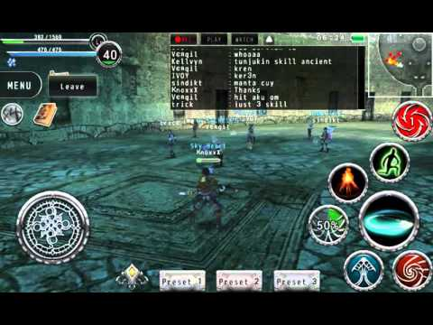 [RPG AVABEL ONLINE] The First Ancient...