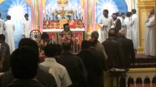 Athishudhha Thronossinmel - Malankara Orthodox Church Song - Puthen HQ of Rev. Fr. Binoy George