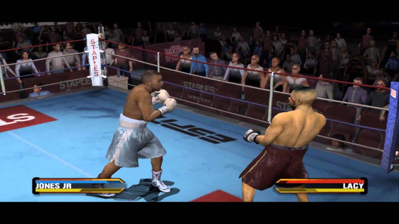 fight night round 3 pc gameplay