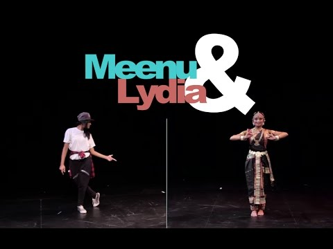 Meenu And Lydia // Step up - Bout It Instrumental - Bharatanatyam / Hip Hop Dance Cover