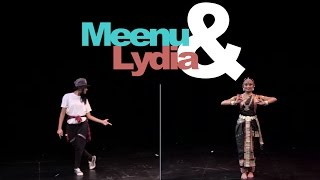 Meenu And Lydia // Step up - Bout It Instrumental - Dance Cover