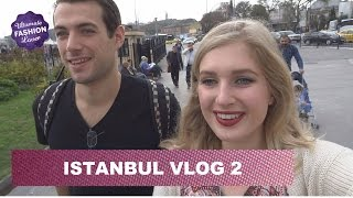 Cultuur snuiven & shoppen in Istanbul! ♥ Vlog 2 Thumbnail