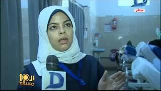 العاشرة مساء| زيادة أعداد المصابين بالإيدز في كفر الشيخ