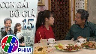 THVL | Con gái bố già - Tập 15[5]: Kim Cương nói đỡ cho Ruby chuyện mất dây chuyền trước mặt ba