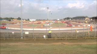 banger racing at suusex