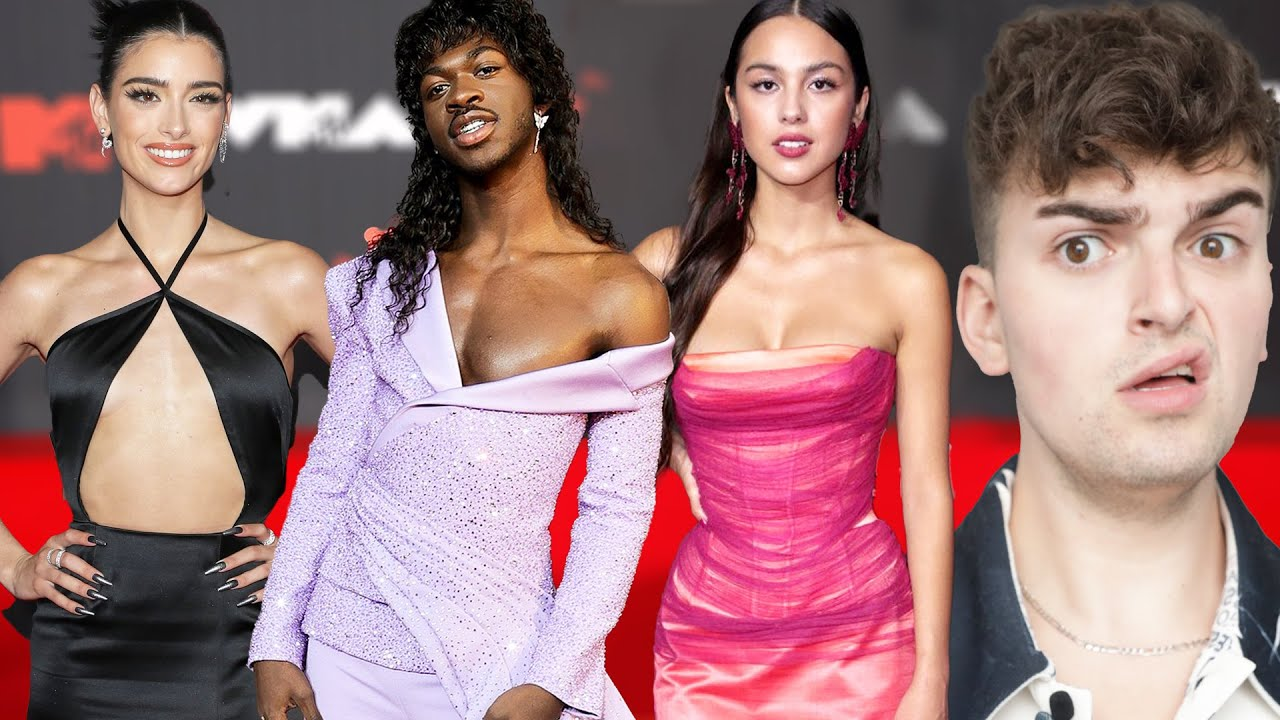 VMAs 2021 FASHION ROAST (We Need To Have a Tik Tok Fashion Intervention)
