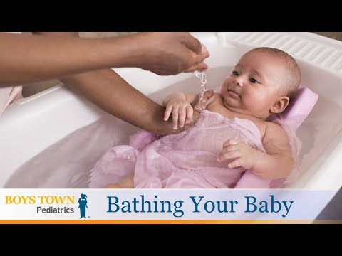 Transitioning Your Son Or Daughter From the Baby Tub