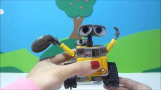 TWO Wall-E Dancing Robot Toy - Wall-E Robot Bailarin