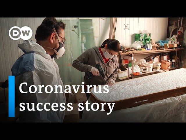 Coronavirus: Business is booming for Spain's coffin makers | Focus on Europe