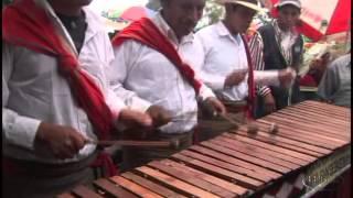 Marimba Bataneca de San Sebastian H. Huehuetenango