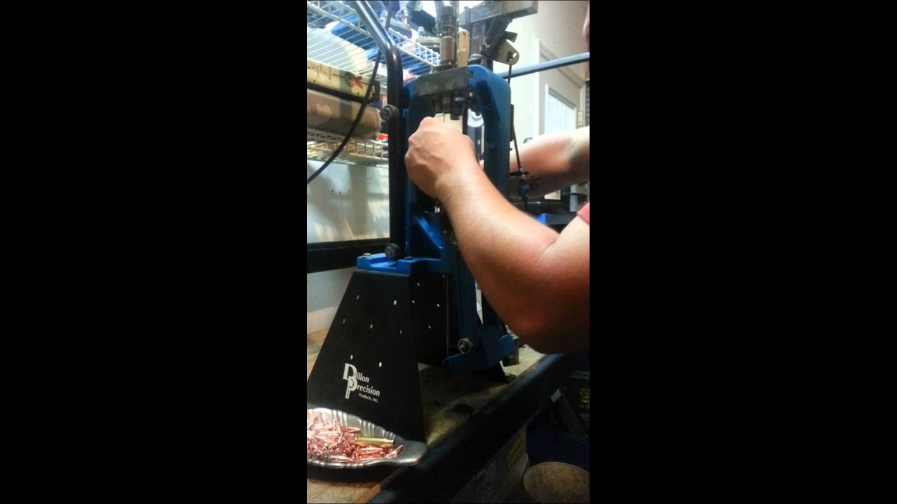 Dillon 650 press great for  308 very fast